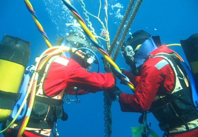 NEC đã hoàn thành tuyến cáp ngầm APG