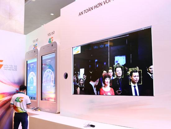 Viettel tung ra dịch vụ camera an ninh giúp nhận diện khuôn mặt một cách chính xác được sử dụng cho các công sở, tòa nhà và cả hộ gia đình.