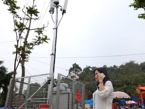 Hiện Viettel là nhà mạng duy nhất triển khai 4G tại Phú Thọ