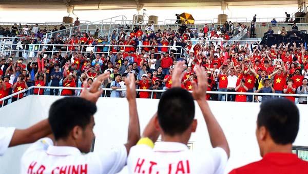 13h00 trưa nay (28/5) theo giờ Việt Nam, các cầu thủ U20 Việt Nam của chúng ta sẽ ra sân thi đấu trận đấu cuối bảng E của U20 World Cup gặp U20 Honduras.