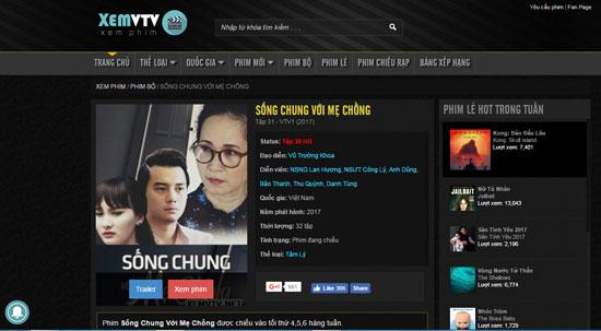 Vi phạm bản quyền trên Internet ở Việt Nam đang gia tăng ở mức báo động.