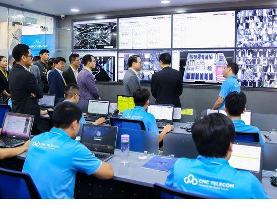 CMC mong muốn xây dựng một hệ sinh thái nền tảng mở cho doanh nghiệp -CMC OPE2N- nơi tất cả khách hàng, đối tác của CMC có thể tìm thấy giải pháp công nghệ phù hợp, cùng chia sẻ giá trị và cùng phát triển (Ảnh minh họa)