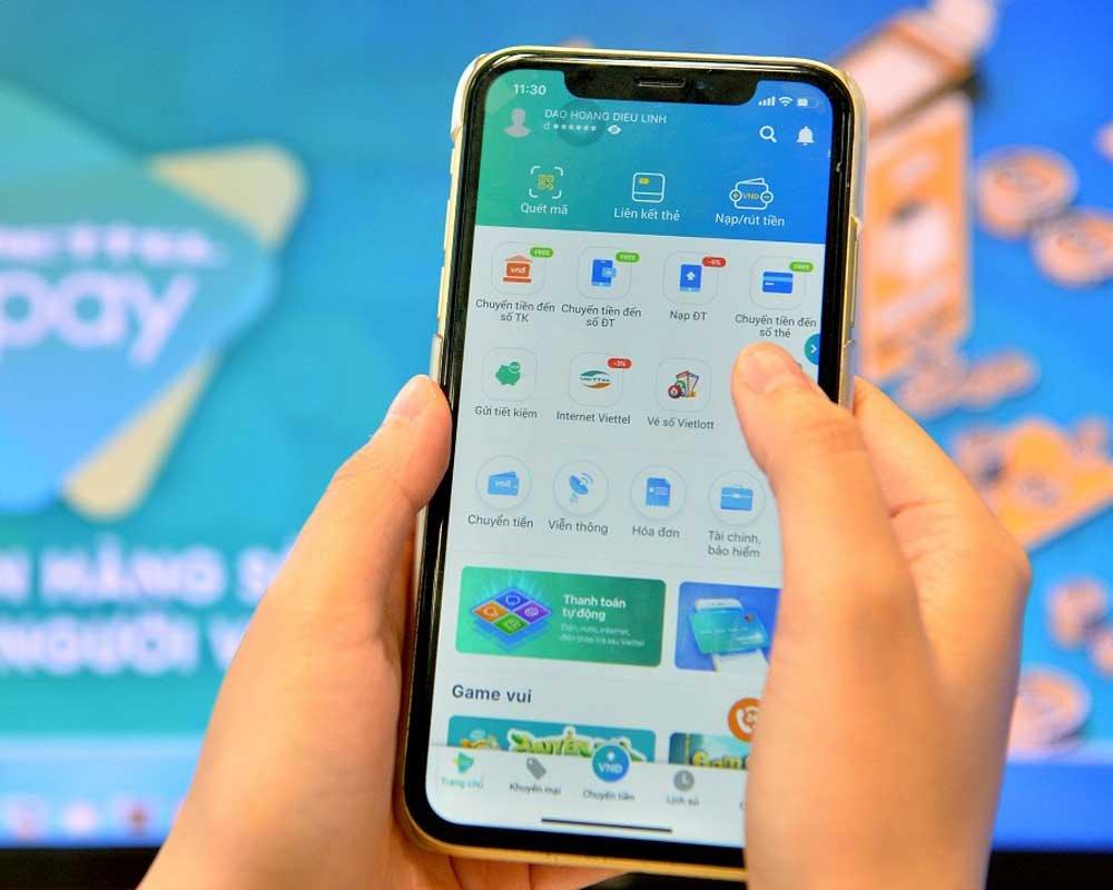 Cuối năm 2019 hoặc đầu năm 2020 có thể cung cấp dịch vụ Mobile Money cho khách hàng.